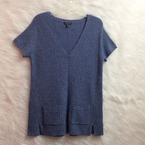 Eileen Fisher wool/silk sweater.